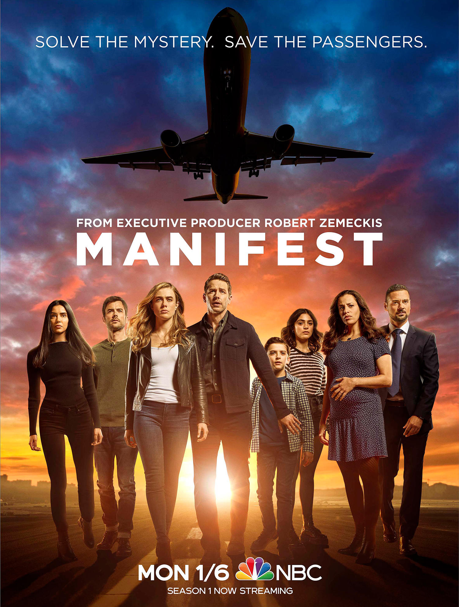Manifest - Season 2 Episode 1 - Fasten Your Seatbelts