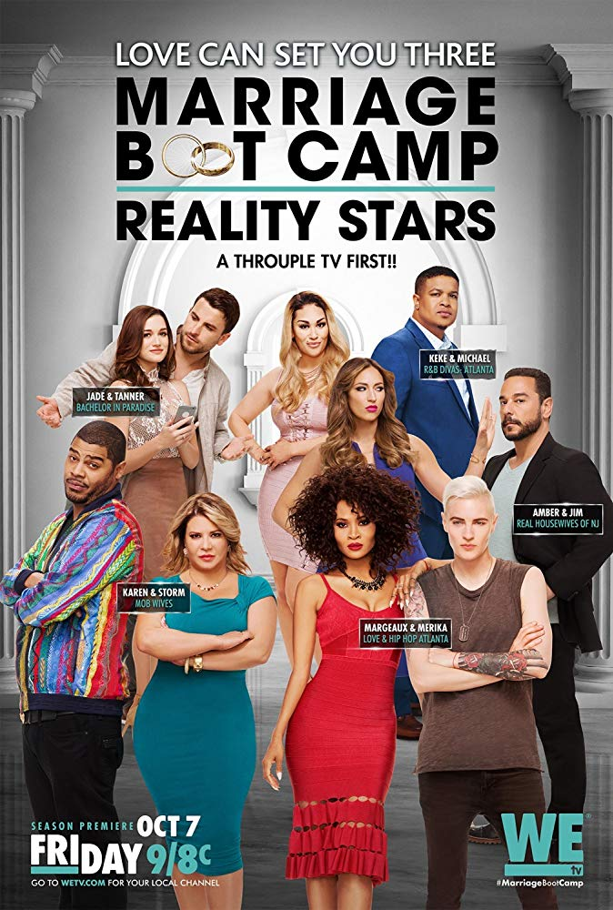 Marriage Boot Camp Reality Stars - Season 14