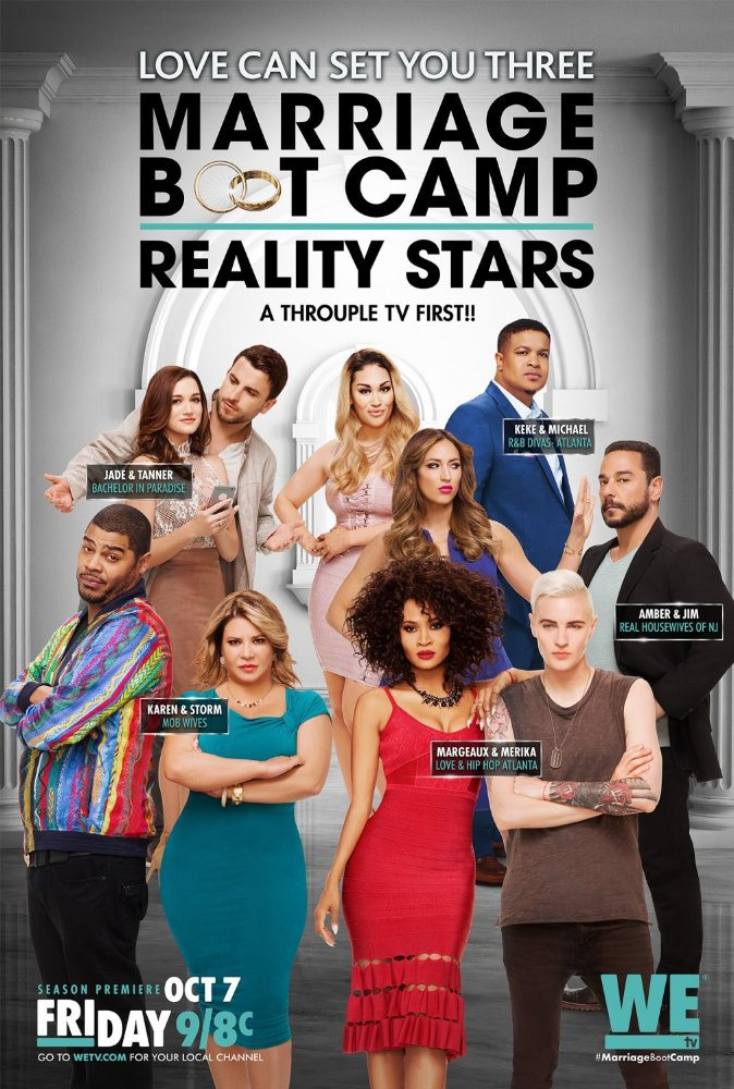Marriage Boot Camp Reality Stars - Season 8