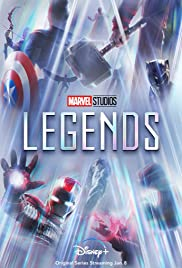 Marvel Studios: Legends Season 1 Episode 2 - Vision