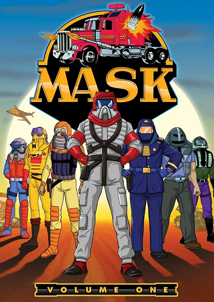MASK - Season 1 Episode 21