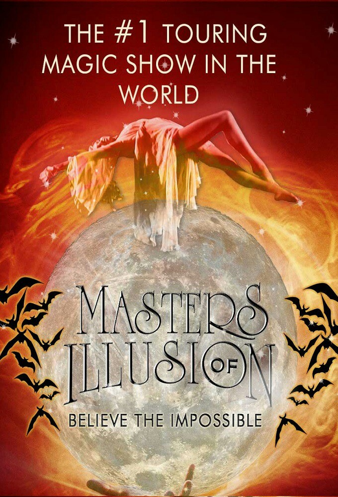 Masters Of Illusion - Season 7 Episode 4 - Virtual Magic, Psychic Worms, and Hans Klok