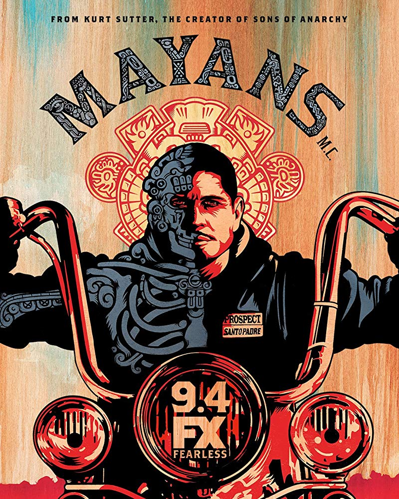 Mayans MC - Season 1 Episode 10- Cuervo/Tz'ikb'uul