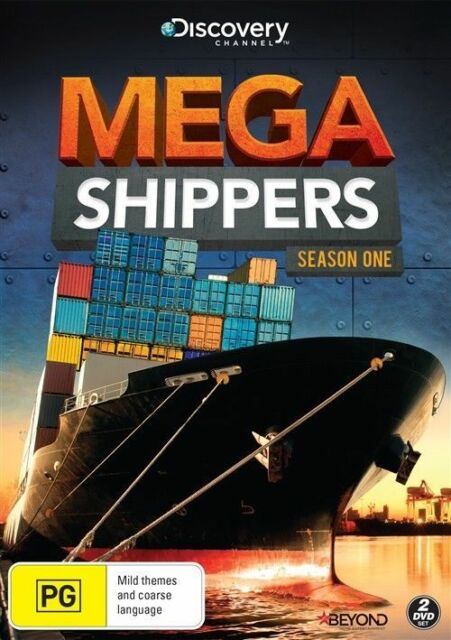 Mega Shippers - Season 3 Episode 1