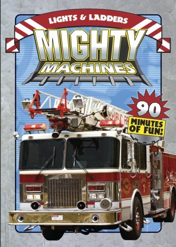 Mighty Machines - Season 1