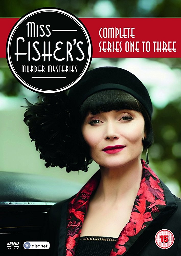 Miss Fisher's Murder Mysteries - Season 3