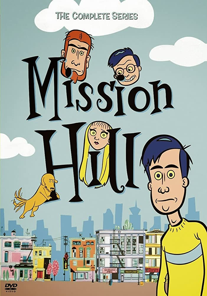 Mission Hill - Season 1 Episode 13