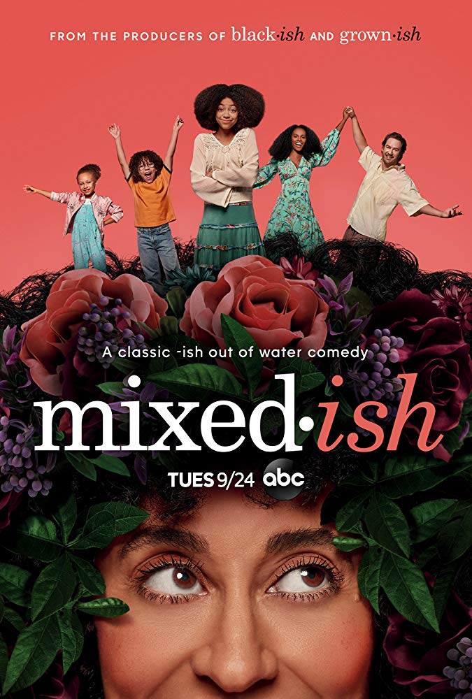 Mixed-ish - Season 1 Episode 3 - Let Your Hair Down