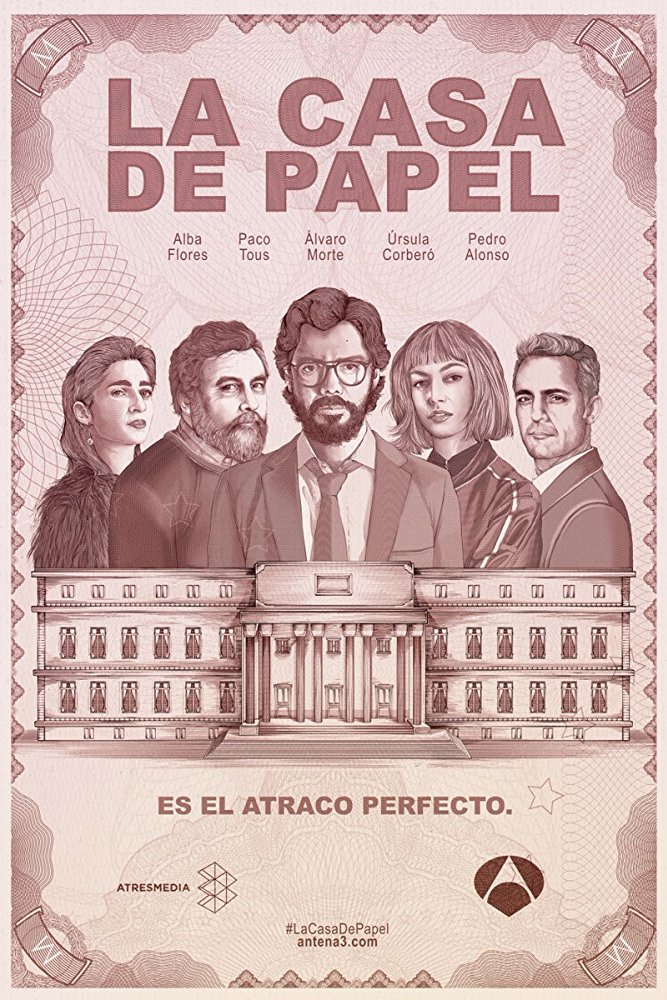 Money Heist - Season 3 Episode 8
