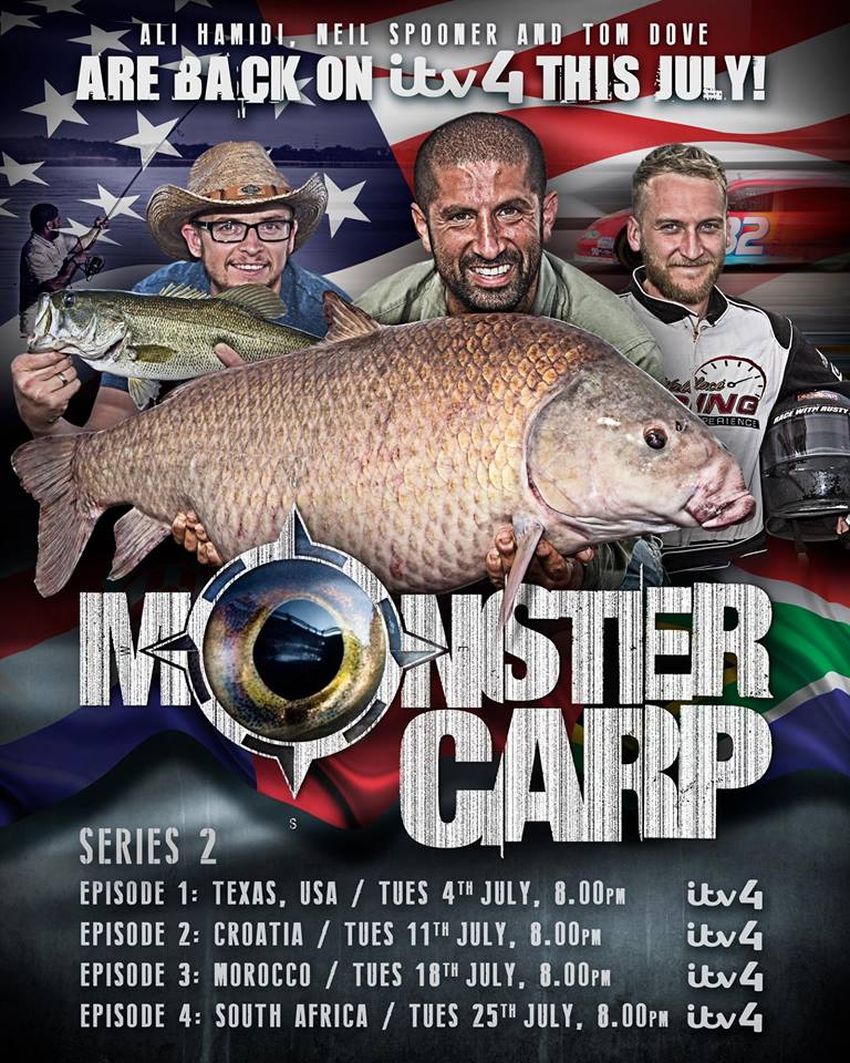 Monster Carp - Season 2