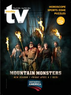 Mountain Monsters - Season 1
