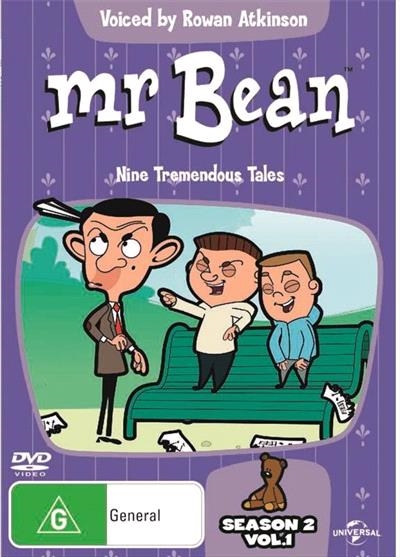 Mr. Bean: The Animated Series - Season 2