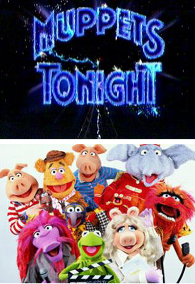 Muppets Tonight - Season 1 Episode 10