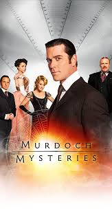 Murdoch Mysteries Season 14 Episode 9 -  The .38 Murdoch Special