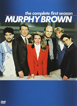 Murphy Brown - Season 11 Episode 8 - The Coma and the Oxford Comma