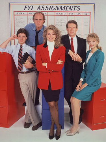Murphy Brown - Season 4