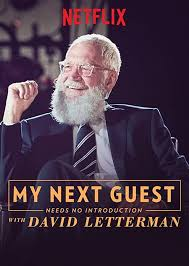 My Next Guest Needs No Introduction with David Letterman - Season 3 Episode 4
