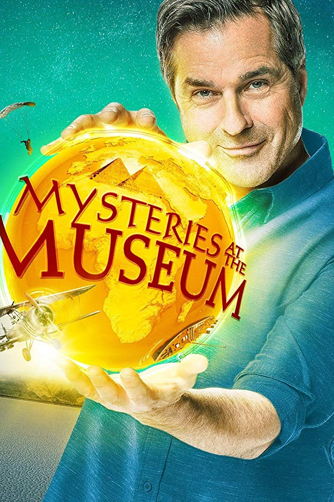Mysteries at the Museum - Season 23 Episode 9 - The Loch Ness Monster Lives
