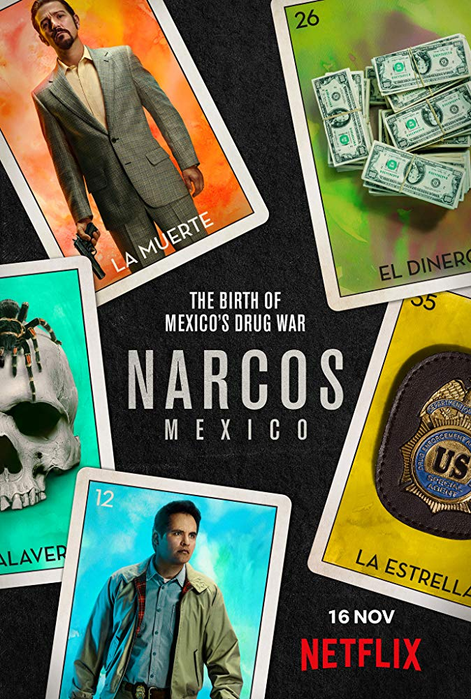 Narcos: Mexico - Season 2 Episode 9 - Growth, Prosperity And Liberation