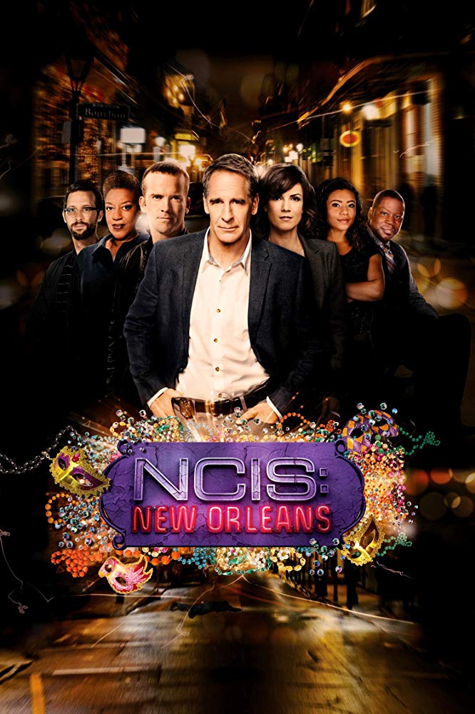 NCIS: New Orleans - Season 7 Episode 7 - Leda and the Swan (1)