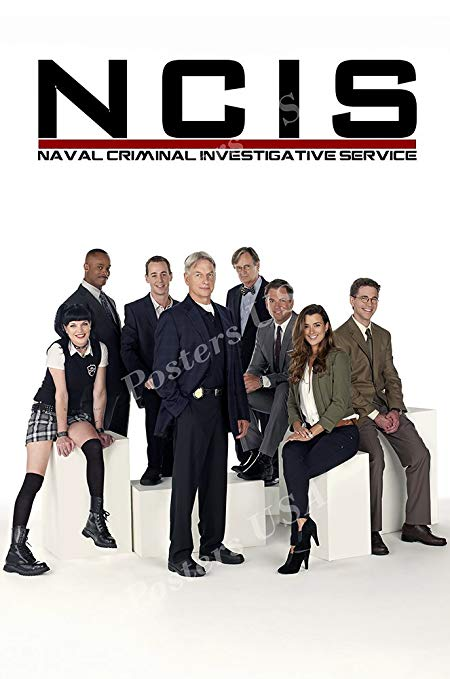 NCIS - Season 16 Episode 8 - Friendly Fire