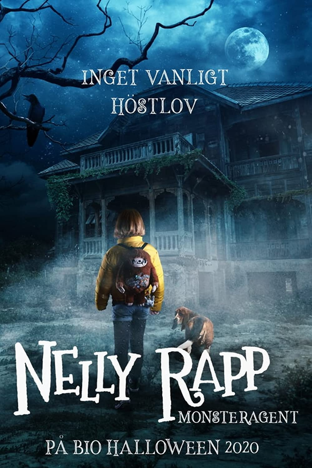 Nelly Rapp: Monster Agent
