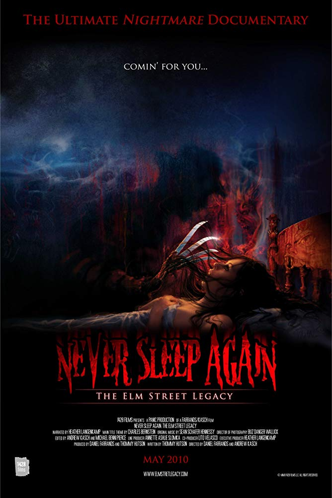 Never Sleep Again: The Elm Street Legacy - Season 1