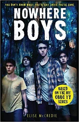 Nowhere Boys - Season 4 Episode 11 - Battle for Negative Space: The Chosen One