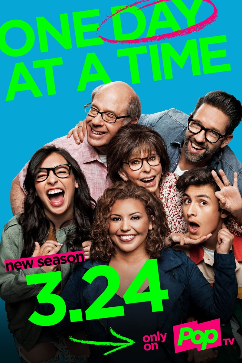 One Day At A Time - Season 4 Episode 7 - Church & Statement  Track th