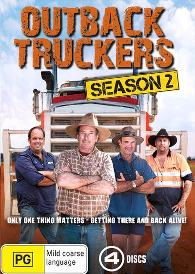 Outback Truckers - Season 6