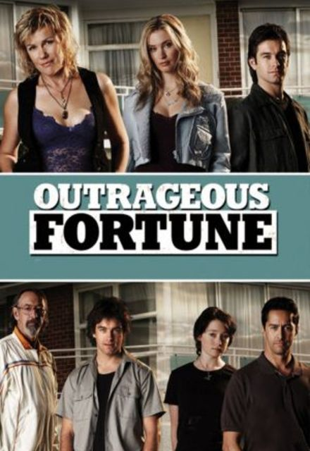 Outrageous Fortune - Season 3
