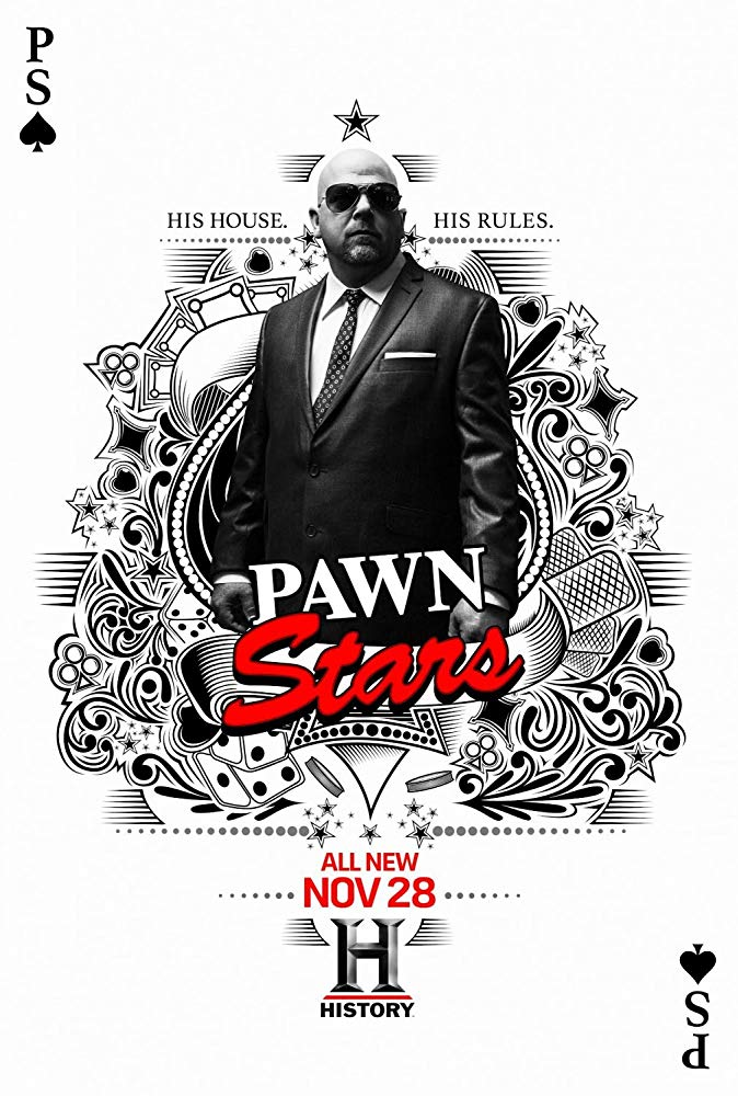 Pawn Stars - Season 16 Episode 8 - Pawn Off The Grid