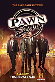 Pawn Stars - Season 18 Episode 4 - The Spy Who Pawned Me