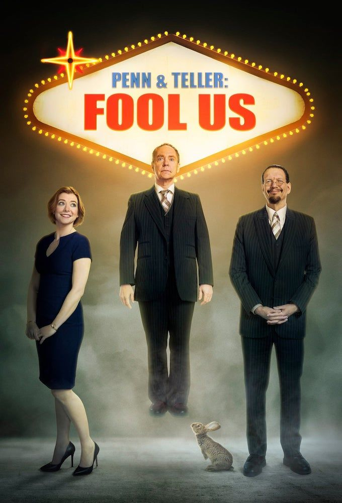 Penn & Teller: Fool Us Season 8 Episode 2 - Teller vs Penn: The Rematch
