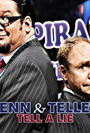 Penn & Teller Tell a Lie - Season 1