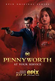 Pennyworth - Season 1 Episode 6 - Cilla Black