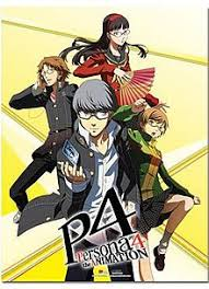 Persona 4 the Animation Episode 26