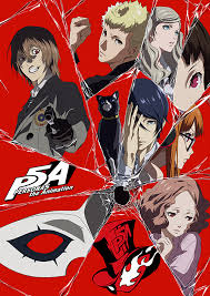 Persona 5 the Animation Episode 26