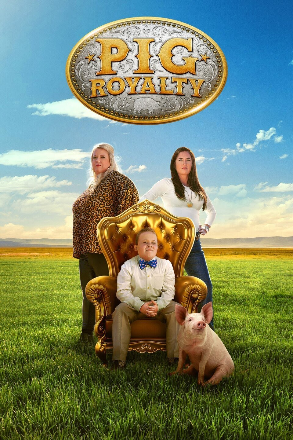 Pig Royalty - Season 1 Episode 7 - It's All About the Kids