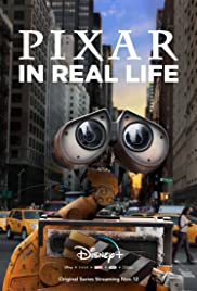 Pixar in Real Life - Season 1 Episode 10 - WALL·E: BnL Pop-up Shop