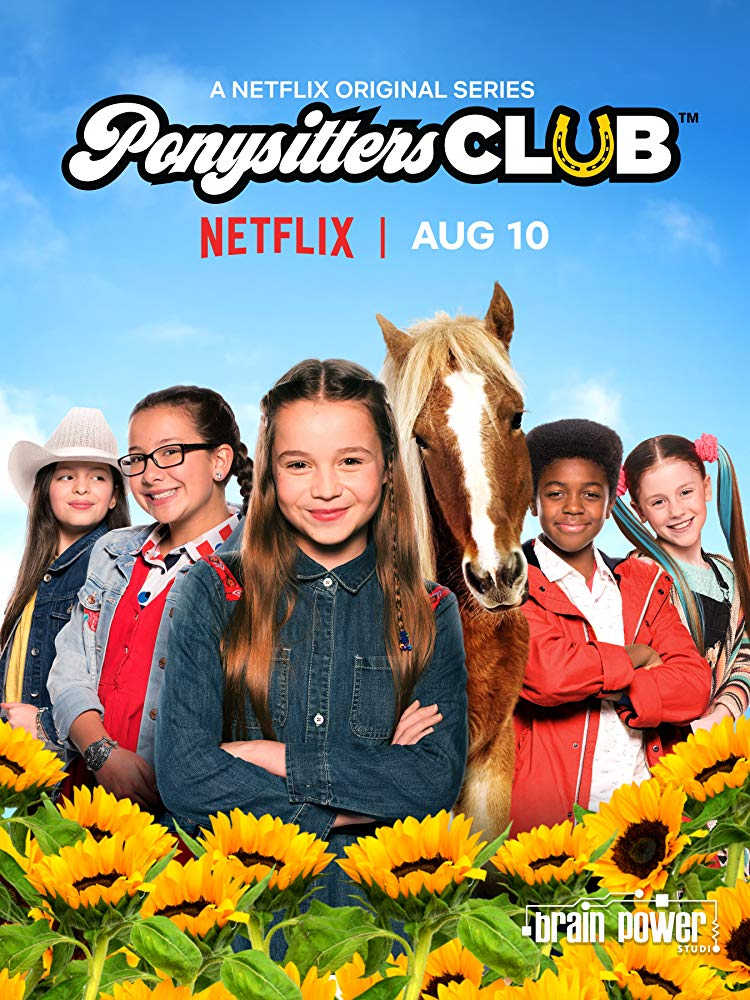 Ponysitters Club - Season 2 Episode 10 - Spring Time Foal