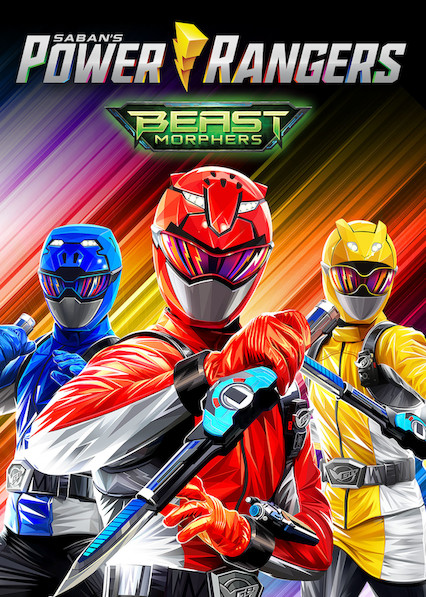 Power Rangers Beast Morphers - Season 2