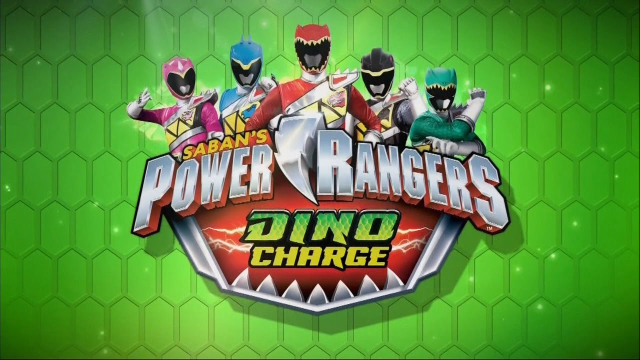 Power Rangers Dino Charge - Season 22