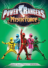 Power Rangers Mystic Force - Season 14