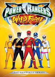 Power Rangers Wild Force - Season 10