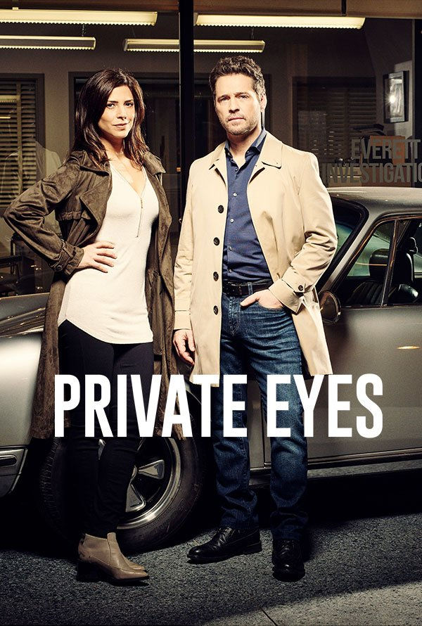 Private Eyes - Season 3 Episode 4 - The Life of Riley