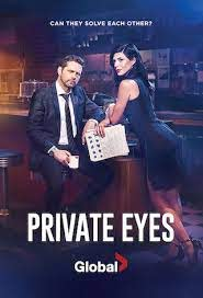 Private Eyes Season 4 Episode 4 - The Proof Is Out There