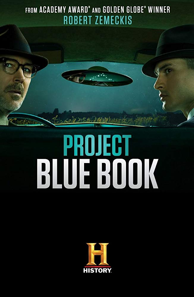 Project Blue Book - Season 1 Episode 7 - The Scoutmaster