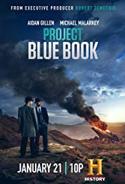 Project Blue Book - Season 2 Episode 5 - The Men in Black