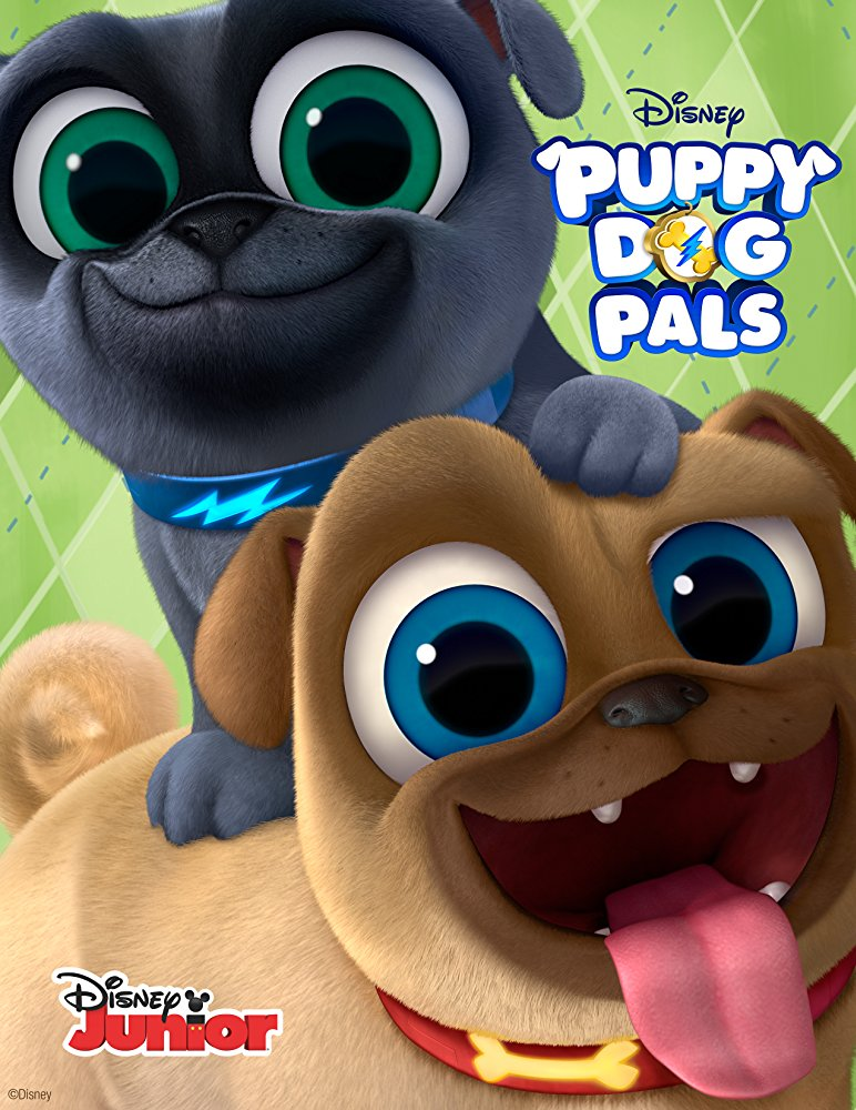 Puppy Dog Pals - Season 3 Episode 1 - Welcome to Puppy Playcare!
